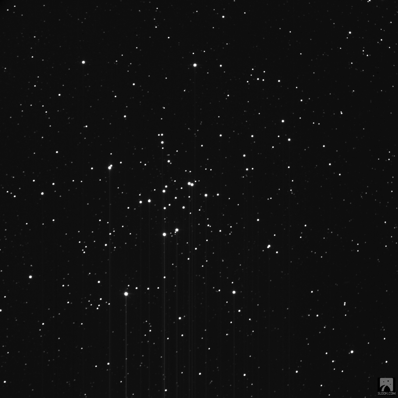 Slooh çekimim M34