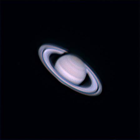 Kendi çekimim Satürn